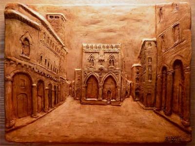piazza e palazzo della mercanzia bologna