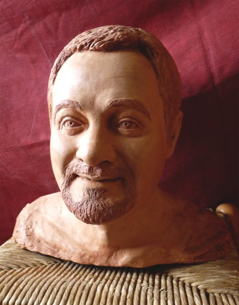 ritratti in scultura