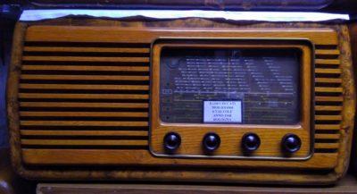 Radio Ducati 1948 per Gentile concessione di Antonello Basilio ( Collezionista )