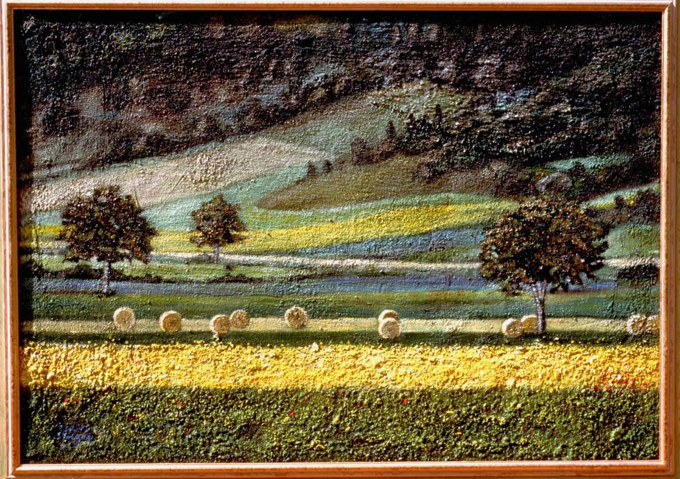 paesaggio valli e colline marchigiane