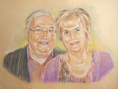 ritratto-di-coniugi-in-pittura-pastello-