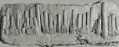 schizzo-scultura-bologna medievale