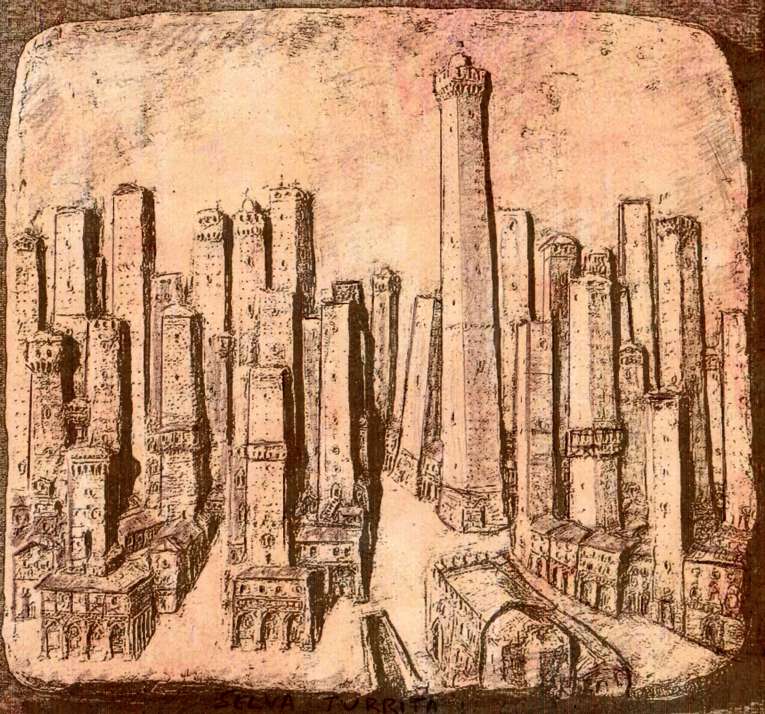 Breve Storia Di Bologna La Vecchia Bologna Di Una Volta
