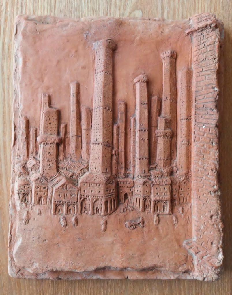 macchina del tempo bologna medievale in 3 D